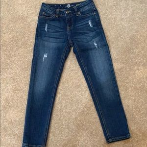 Girl's 7 For All Mankind jeans